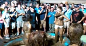 Mud wrestling at the city limits saloon part 2 - YouTube thumbnail